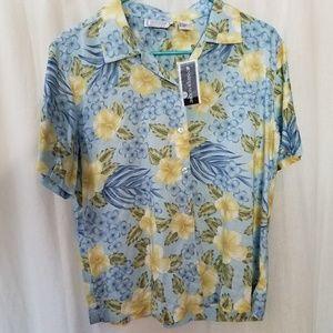 Jennifer Moore summer shirt